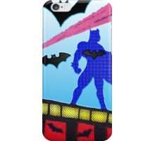 Batman number 4 iPhone Case/Skin