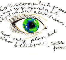 Eye by Olivia Witt