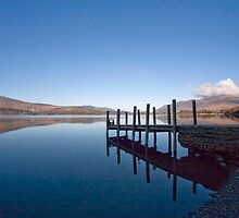 Derwent Water, Cumbria by Stunningstills