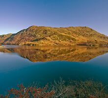 Lake District - Mountain Reflection by Stunningstills