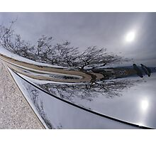 Fender Reflections Photographic Print