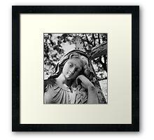Tears of Mary Framed Print