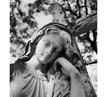 Tears of Mary Photographic Print