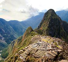 Machu Picchu, Peru, South America  by Stunningstills