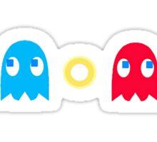 Ghostly Games Sticker