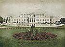 Faded Memories-Vienna by Jeff Clark