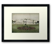 Faded Memories-Vienna Framed Print