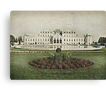 Faded Memories-Vienna Canvas Print