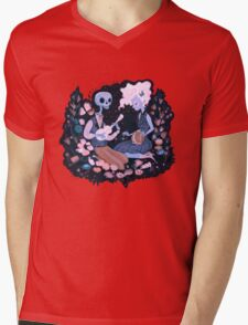 Rhythm of Grief (Day of the Dead) Mens V-Neck T-Shirt