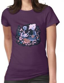 Rhythm of Grief (Day of the Dead) Womens Fitted T-Shirt