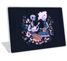 Rhythm of Grief (Day of the Dead) Laptop Skin