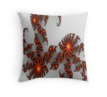 Butterfly Rotation Throw Pillow