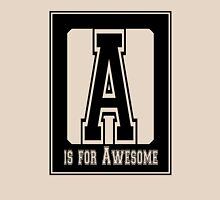 A is for Unisex T-Shirt