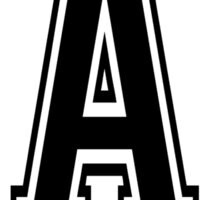 A is for Sticker