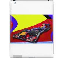 FORMULA 1 France just for fun! iPad Case/Skin