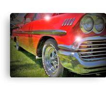 Impala HDR Canvas Print