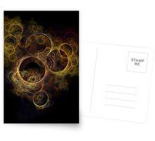 Through the Void Postcards