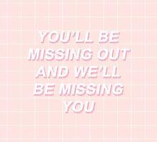 All Time Low Missing You Lyrics by impalecki