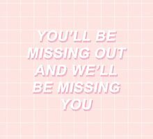 All Time Low Missing You Lyrics by impalecki