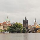 The Charles Bridge by Kameron Walsh