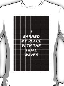 All Time Low Mark Hoppus Tidal Waves Lyrics T-Shirt