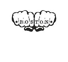 Boston! Photographic Print