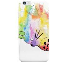 Rainbow Totoro iPhone Case/Skin