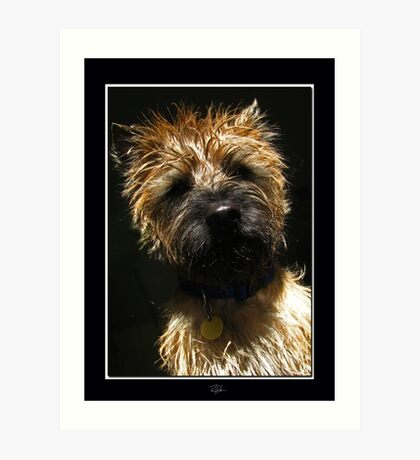 The Caring Cairn Art Print