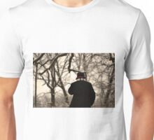 Lost in the Winter Woods Unisex T-Shirt