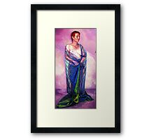 Hope,Strength and Beauty Framed Print