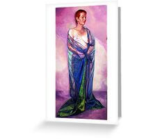 Hope,Strength and Beauty Greeting Card