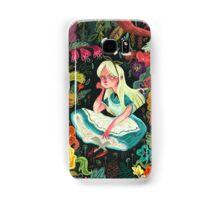 Alice in Wonder Samsung Galaxy Case/Skin