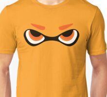 Splatoon – Ink Girl –Orange Unisex T-Shirt