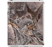 Yellow Footed Rock Wallaby    iPad Case/Skin