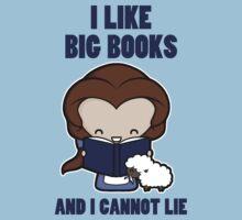 I Like Big Books by perdita00