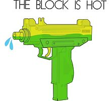 Block Is Hot by TrendingShirts