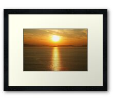 kerry gold Framed Print