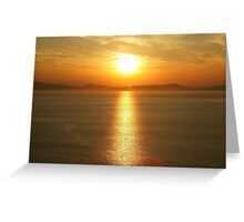 kerry gold Greeting Card
