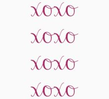 XOXO by RdwnggrlDesigns