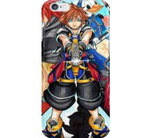 Kingdom Hearts - Sora - Lord of Keyblade iPhone Case/Skin