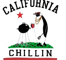 Cali Chillin by TrendingShirts