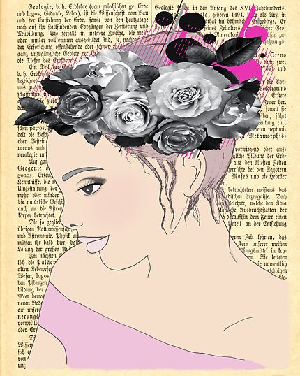 Lady Rose by PixelWildChild