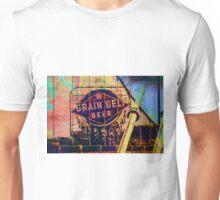 Grain Belt Beer Art Unisex T-Shirt