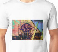 Grain Belt Beer Art Unisex T-Shirt