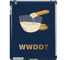Fish Fingers and Custard iPad Case/Skin