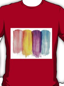 Abstract paint watercolor T-Shirt