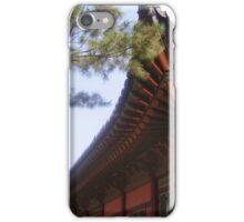 Temple Korea iPhone Case/Skin