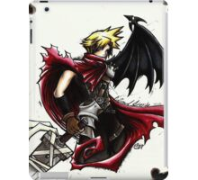 Cloud Strife - Heroes of final fantasy 7 (3) iPad Case/Skin