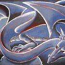 Elroy the Dragon by etourist