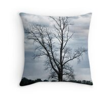 The Jilliby Tree Throw Pillow